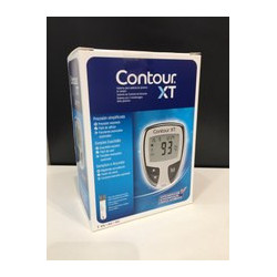 Glucómetro Contour® XT