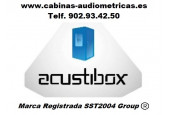 Cabinas Audiométricas ACUSTIBOX - SST2004